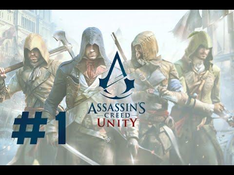 Assassin's Creed Unity | 1 | تختيم أساسنز كريد يونتي ...