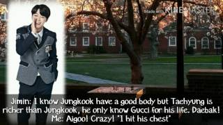 FF BTS Kim Taehyung [As Much As Tomorrow - Part 3]