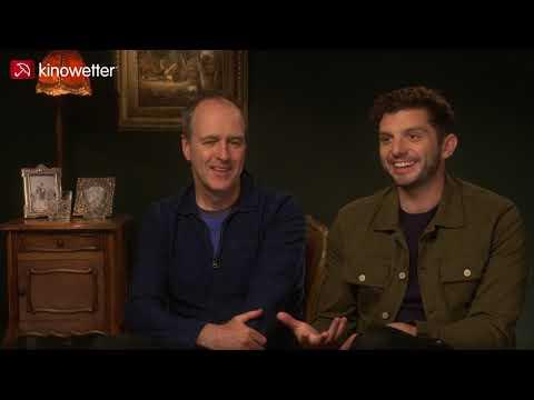 Interview Kevin Doyle & Michael Fox DOWNTON ABBEY