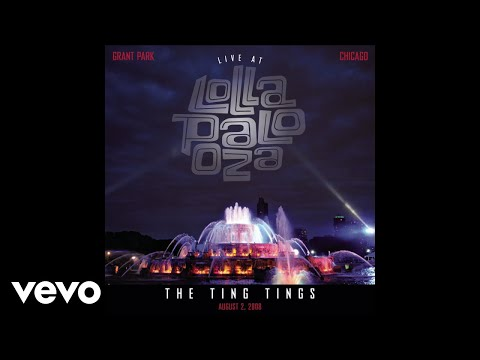 The Ting Tings - That's Not My Name (Live from Lollapalooza) (Audio)