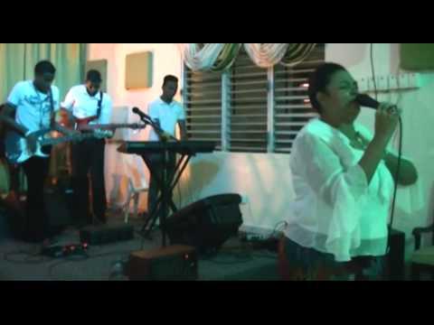 María. Teresa Perez, (Tu Gracias Me Salvó) En Vivo, Iglesia La Profecía