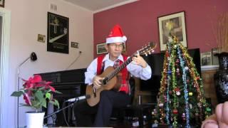 Silent Night & Variations with Tremolo (Đêm thánh Vô Cùng) - Arr. & Guitar: Dang Thao