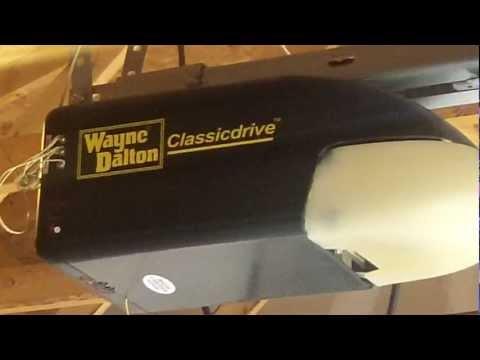 Wayne Dalton Garage Door Wiring Diagram on