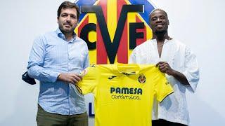 Serge Aurier ya es del Villarreal CF - Primeras palabras
