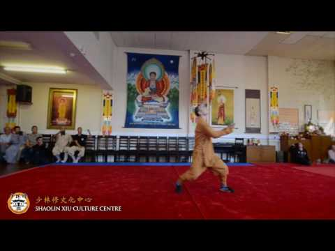 Shaolin Xiu Culture Centre - UK, Sweden & Indonesia