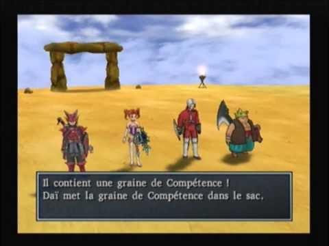 Dragon Quest VIII, Les Épreuves Dragoviennes !
