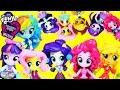 My Little Pony Equestria Girls Minis Mane 6 Dolls Figures Showcase Episode NEW SETC