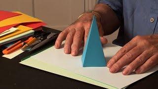 Pop-Up Tutorial 21 - Pyramids