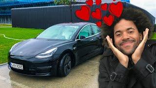 13 Dinge Die Ich An Meinem Tesla Model 3 Liebe