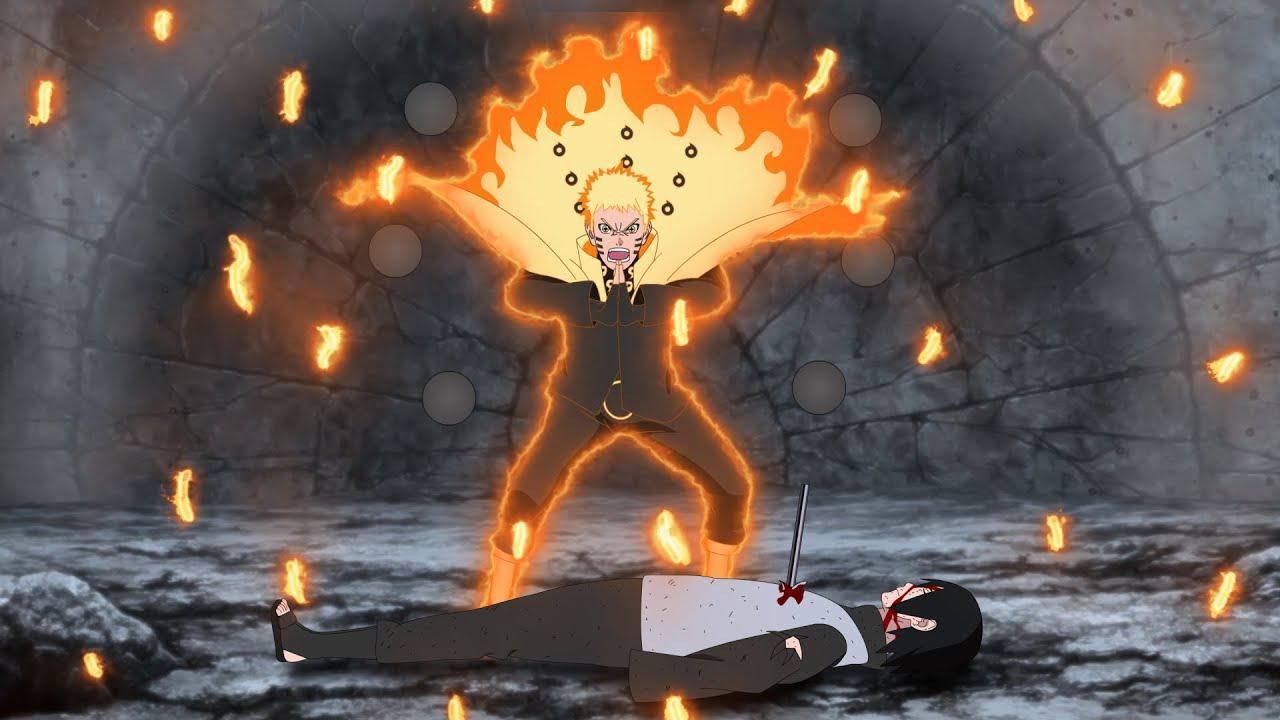 Download NARUTO USING FULL POWER after Sasuke Sacrifices himself - Boruto Episode Fan Animation(Part 2)