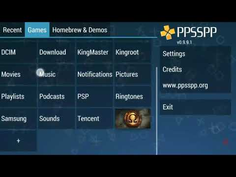 HOW TO RUN  PPSSPP GAME FASTER  ON ANDROID WITH 512MB RAM