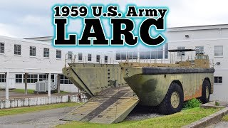 homepage tile video photo for 1959 US Army LARC: Regular Car Reviews