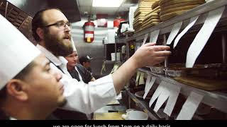 Meet Yidel Goldberg, One of the Owners at Glatt A La Carte
