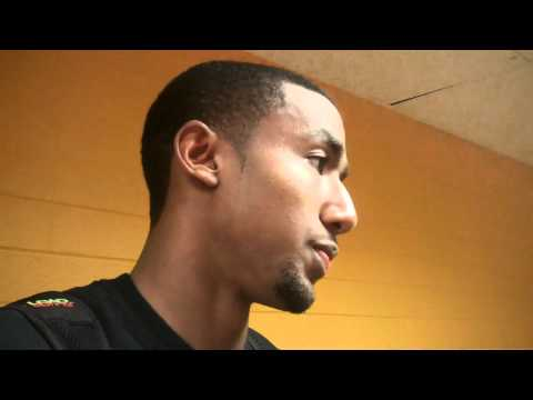 UCLA guard Malcolm Lee after win over ASU