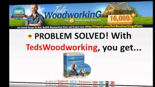 Free Woodwork Plans - Furniture Wood Plans