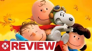 The Peanuts Movie - Review