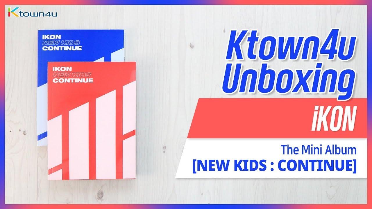 Ikon The New Kids