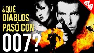 ¿Qué diablos pasó con los juegos de 007? | De Goldeneye y... otros.