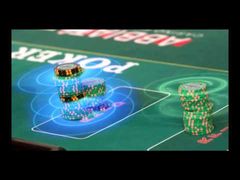 Video Table games casino odds