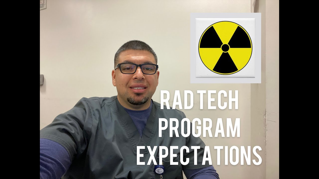 Download What to prepare for Radiology Technologist Program!