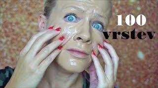 100 vrstev make-upu!!! CHALLENGE