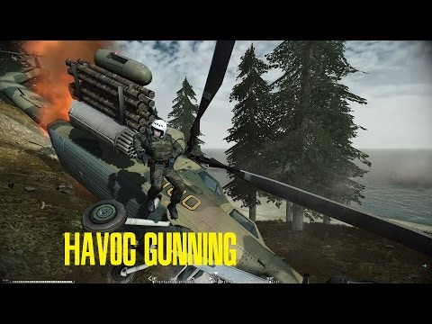 Project Reality 1.4 - Havoc Gunning