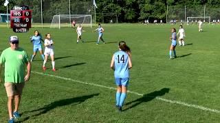 LMC Varsity Sports - Girls Soccer - Harrison at Rye Neck - 9/4/18