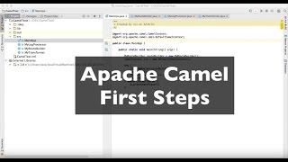 Apache Camel first Steps