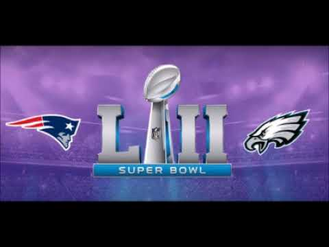 Super Bowl 52 (LII) - Radio Play-by-Play Coverage - Westwood One NFL
