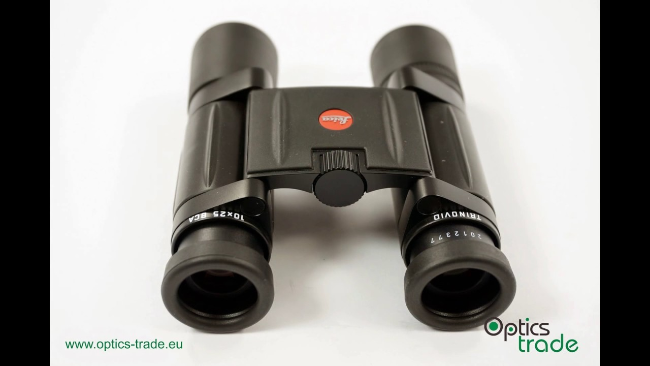 Leica trinovid 10x25 bca binoculars photo slideshow youtube