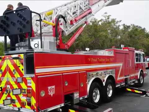 Truck Talk with Enfield Volunteer Fire Department