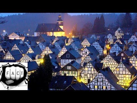 Top 10 Beautiful Villages In Europe
