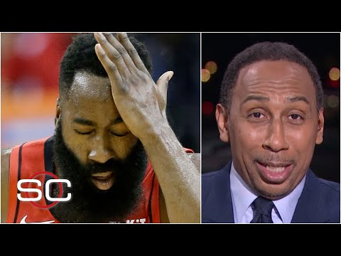 Stephen A. is sad about the Knicks after the Nets acquired James Harden | SportsCenter