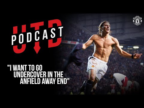 "UTD Podcast: Diego Forlan - ""I want to go undercover in the Anfield away end"" 