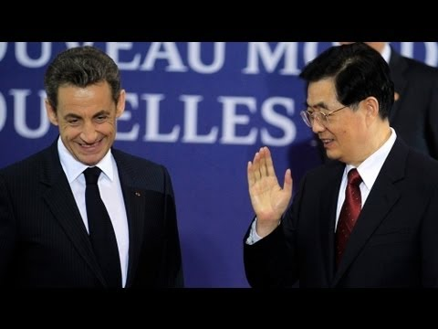 China-EU soft power aid