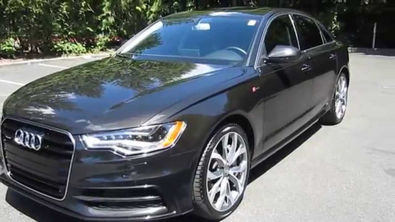 Pictures Of Black Metallic 2016 Audi A6 Autos Post
