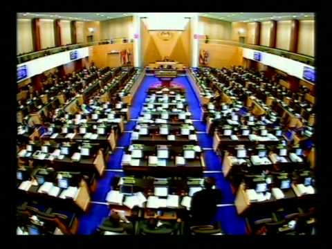 Parliament Oct/Nov 2011 - YB Wong Ho Leng questions Ministry of Housing and Local Government
