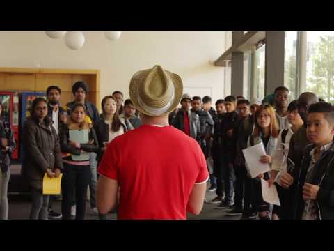 Edith Cowan College Orientation Video