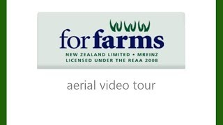 for farms real estate aerial video tour demo 3