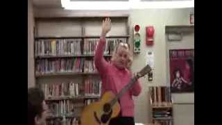"Tuckahoe Library ""Sing-A-Long"" with Miss Elaine"