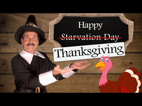 Stossel: Happy Thanksgiving!