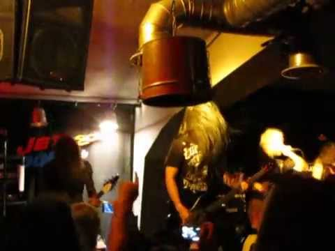 Entombed A.D.-Living Dead-Live in Jet Rock Club,Bulgaria