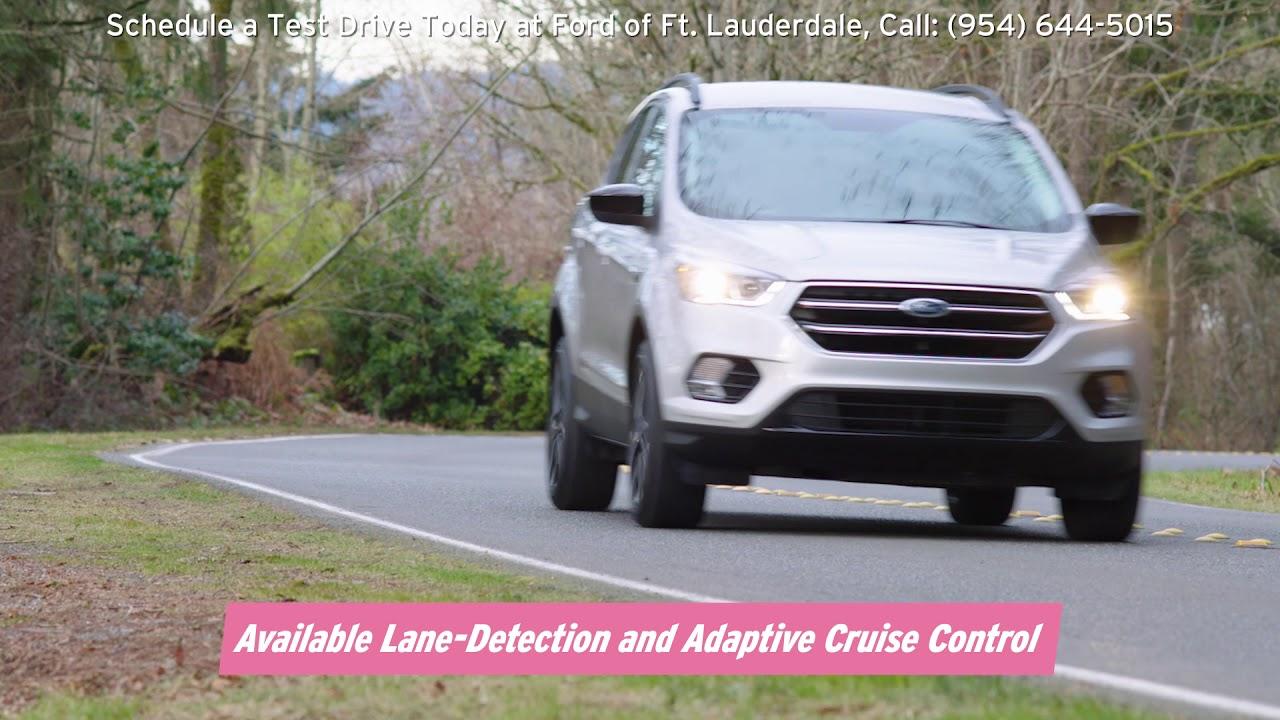 2017 Ford Escape At AutoNation Ford Ft. Lauderdale   AutoNation