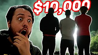 MEXICAN REACTS to SIDEMEN $10,000 VS $100 ROAD TRIP