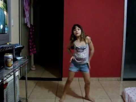 Gabi Dançando Show Das Poderosas