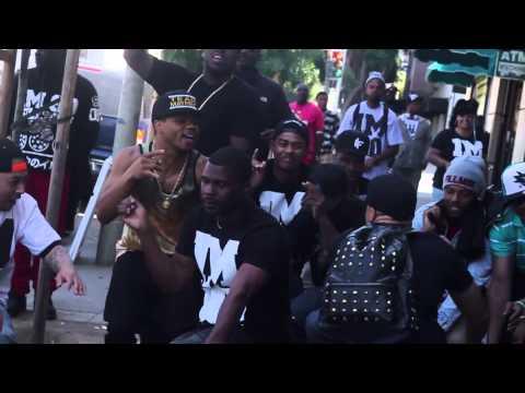 DJ Black Marc - I'm So Fillmoe Ft. G.O.F.N. (Official Video)