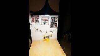 [주방등]펜던트등 자가 설치 LED조명, 셀프 인테리어…
