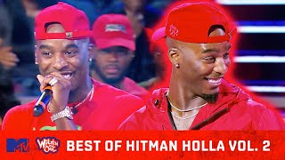 Download Best of Hitman Holla Vol. 2 🔥Wildest Freestyles, Best Punchlines & More 🙌 Wild 'N Out