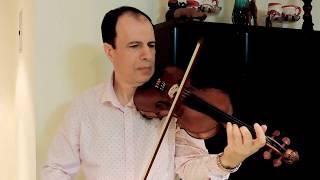 الكمان الساحر مع اللؤلؤ المنضود New