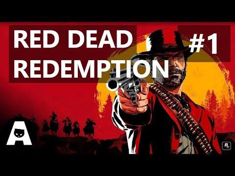 LIRIK plays Red Dead Redemption 2 - Part 1 (Full Playthrough)